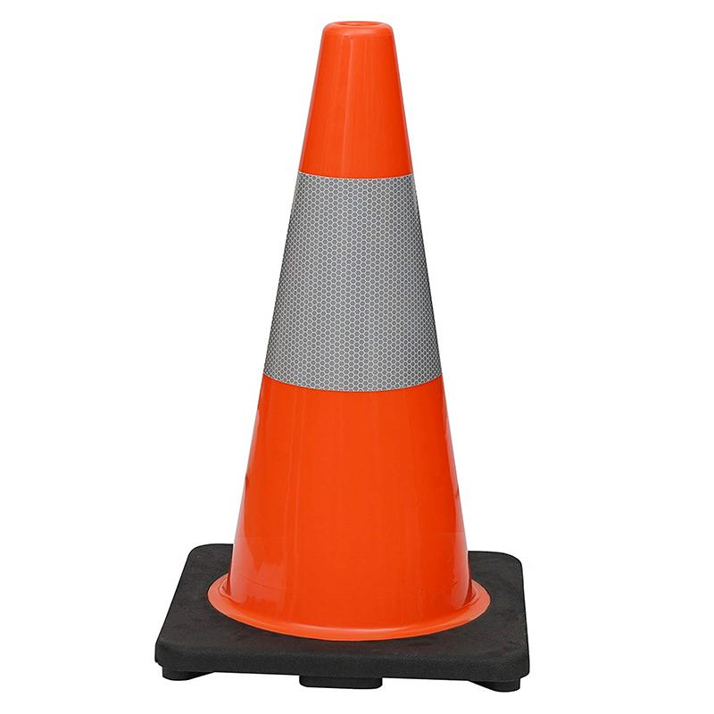 Image of an orange cone