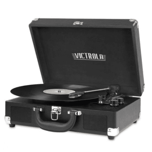 Image of a Turntable